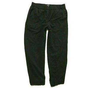 Madewell cuffed track trouser Ankle crop
